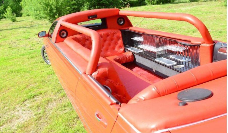 Lincol Town Car Cabrio 2006 full