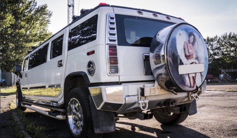 Hummer H2  2003 full