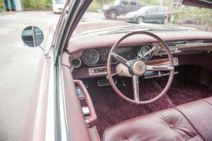 Cadillac fleetwood luxury