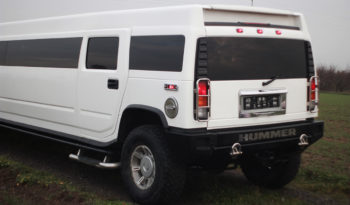 Hummer H2 2004 full