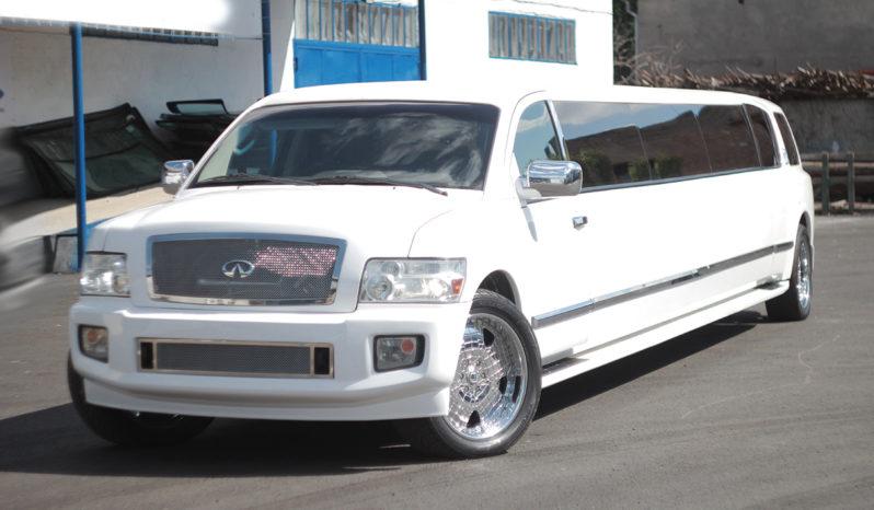 Infinity QX56 2007 full
