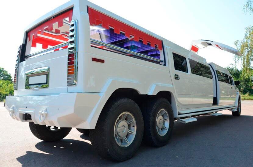 Hummer H2 - LimoMarket.com