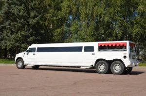 hummer h2 limo mega