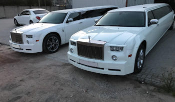 Chrysler 300C ( Rolls-Royce replica) full