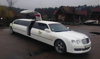 Lincoln Town Car (Bentley replica) full