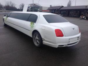 bentley replica limousine