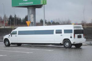 mega hummer limo