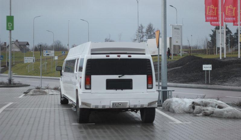 MEGA Hummer 200 inch 2007 - LimoMarket.com
