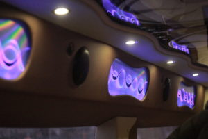 interior mega hummer