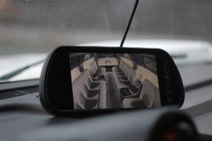 hummer camera interior
