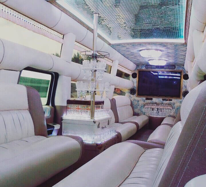 party limo hummer