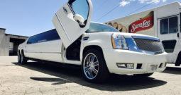 Cadillac Escalade  extra stretch limo