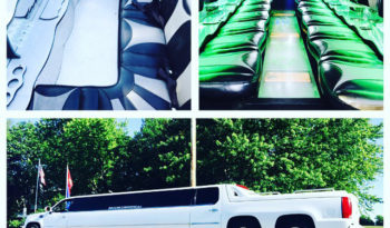 Cadillac Escalade  extra stretch limo full