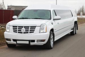 escalade limo for sale