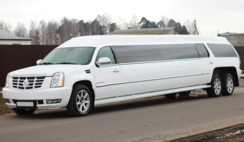 Cadillac Escalade 2007 10.5m full