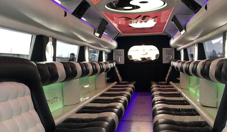 Hummer h2 limo MEGA full