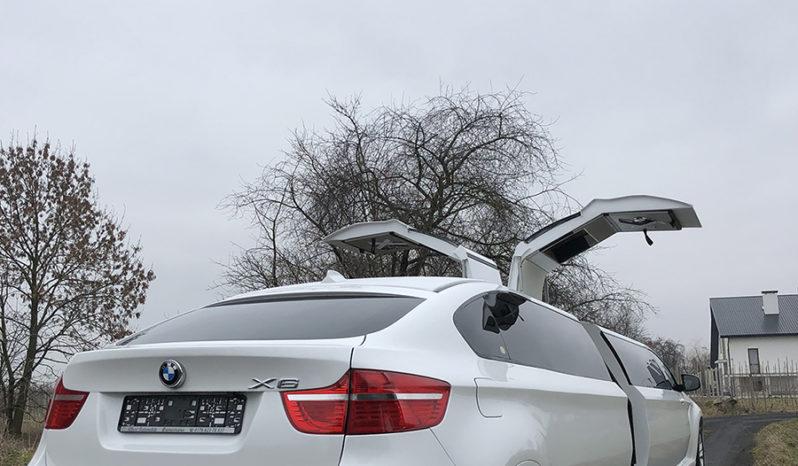 BMW X6 Limo 2008 full