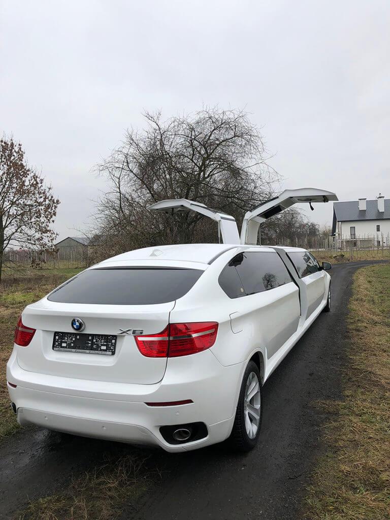 limousine x6 2008