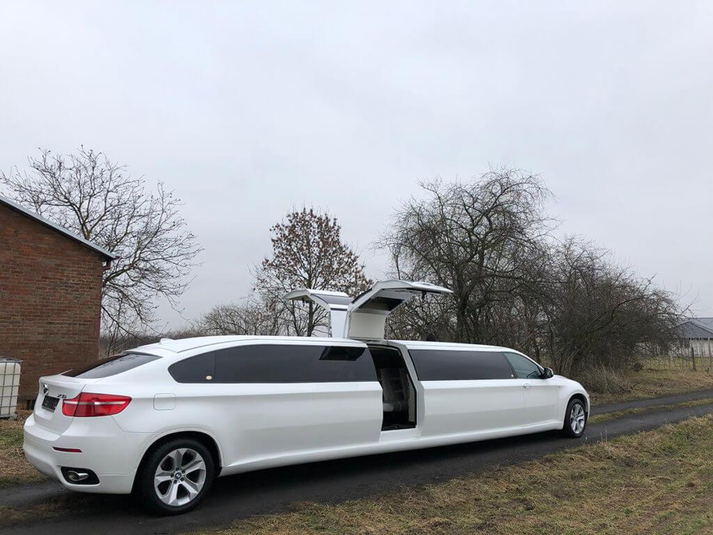 x6 limousine