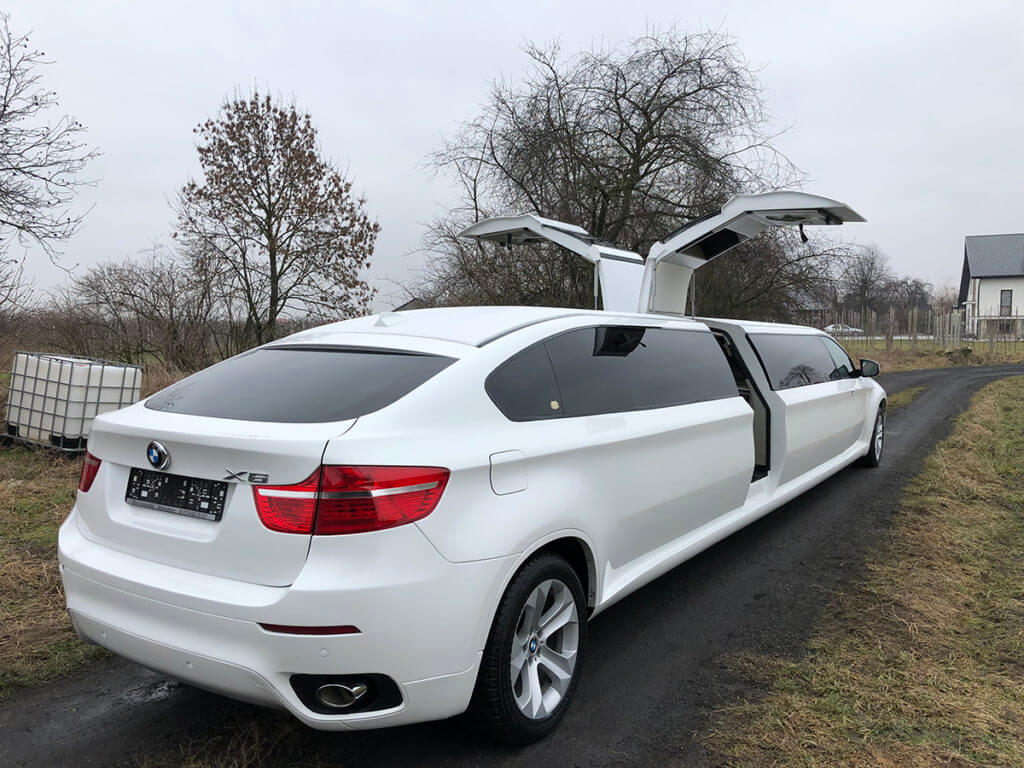 Limo For Sale >> Bmw X6 Limo 2008 Limousines For Sale In Eu Limomarket