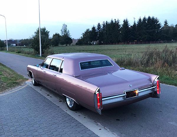 Cadillac Fleetwood 1965 full