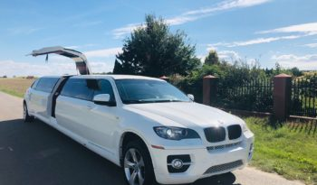 BMW X6 with JET DOR! SOLD - LimoMarket.com
