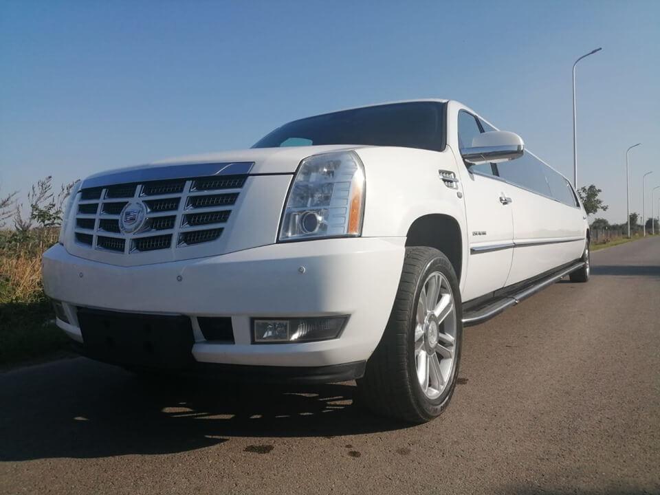 Cadillac Escalade 2008 limousine - LimoMarket.com