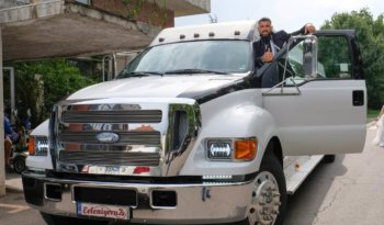 FORD F650 Limo 13 000ml !!! - LimoMarket.com