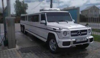 Mercedes-Benz G-class LIMO 2000 (2018) - LimoMarket.com